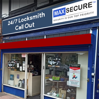 Locksmith store in Rotherhithe