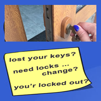 Locksmith store in Surrey Quays